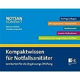 Kompaktwissen für Notfallsanitäter: Lernkarten für die (Ergänzungs-)Prüfung