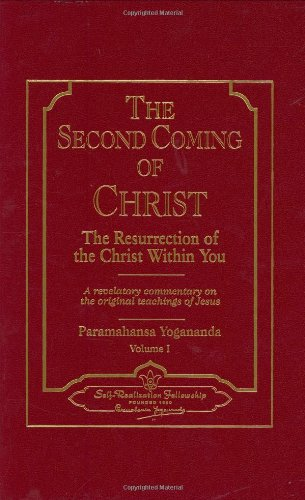 The Second Coming of Christ: The Resurrection of the Christ Within You (Self-Realization Fellowship) 2 Volume Set
