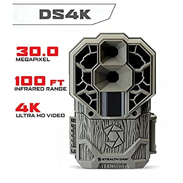 Stealth Cam Dual Sensor STC-DS4K Camera 30 Megapixel/4K Ultra HD Video