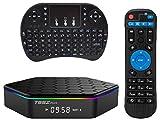 Kyпить T95Z plus keyboard Android 7.1 TV BOX Amlogic S912 Octa Core 3GB/32GB Dual Band Wifi 2.4GHz/5.0GHz 4K HD TV BOX with Mini Wireless Keyboard на Amazon.com