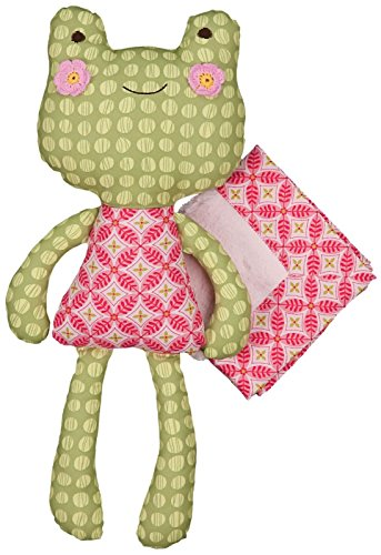 - Lolli Living Plush and Blanket - Sofia Frog