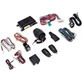 Prestige APS787E Remote Start & Car Alarm/Keyless System Replaces APS787C With Programmable Buttons