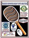 Akshara-Imported-Heavy-Duty Mosquito-Racket/SWATTER/Zapper/BAT (Powerful)