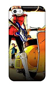 Hot Cute Appearance Cover/tpu Flcl Case For Iphone 5/5s 1278206K25932313