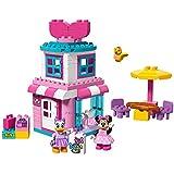 LEGO DUPLO Brand Disney Minnie Mouse Bow-Tique 10844 Building Kit (70 Piece)