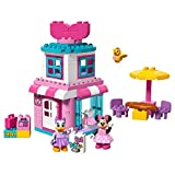 LEGO Duplo Brand Disney Minnie Mouse Bow-Tique 10844 Building Kit (70Piece)