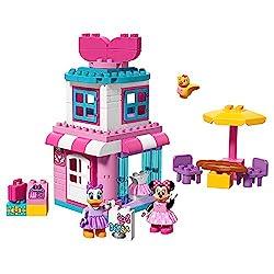 LEGO DUPLO Brand Disney Minnie Mouse Bow-Tique 10844...