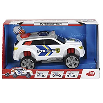 Toys Dickie 203308355 Véhicule De IntercepterAmazon Police rdhsxQtC