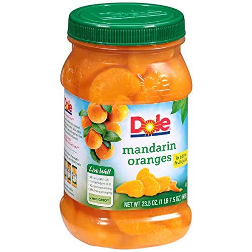 (Dole Mandarin Oranges in 100% Fruit Juice 23.5 oz (Pack of 1) )