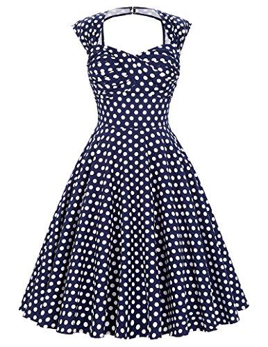 Vintage Picnic Dresses Women BP0024
