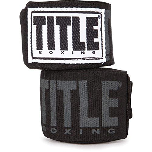 TITLE Power-Flex Elite Fist Wraps