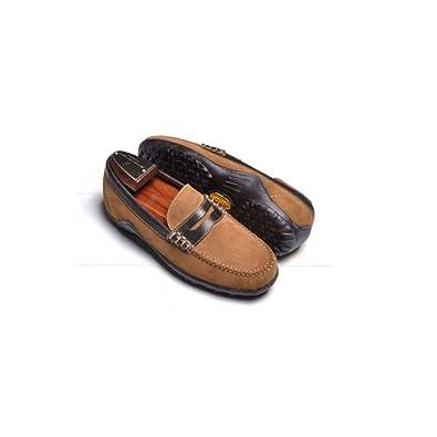 Bill Penny Tobacco Martin Dingman Mens Loafer