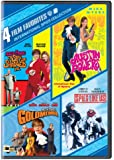 4 Film Favorites: International Spies Collection (Austin Powers: International Man Of Mystery / Austin Powers: The Spy Who Shagged Me / Austin Powers In Goldmember / Spies Like Us) [Import]