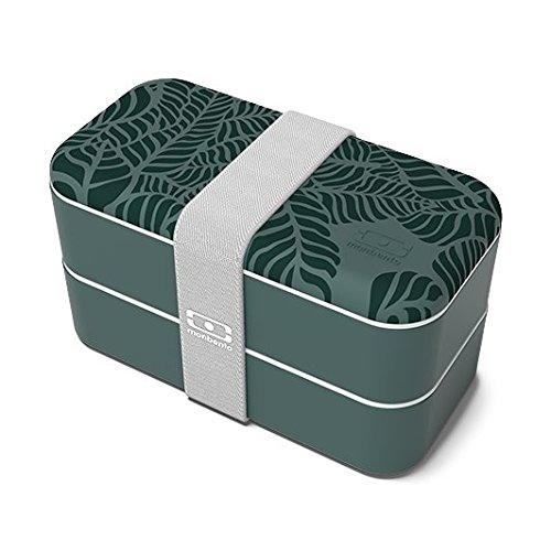 Monbento 3760192684545:MB Original Jungle Lunch Box, Green