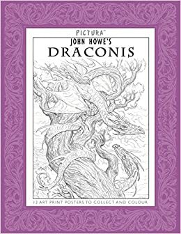 Pictura Prints Draconis John Howe 9781783708062 Amazon Books