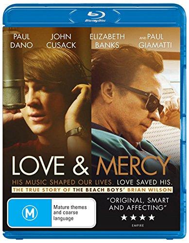 Love and Mercy | NON-USA Format | Region B Import - Australia