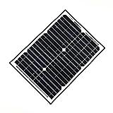 ALEKO 20W 20-Watt Polycrystalline Solar Panel