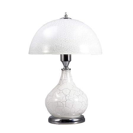 JINRONG-lamp Lampara De Mesa Lámparas De Escritorio ...