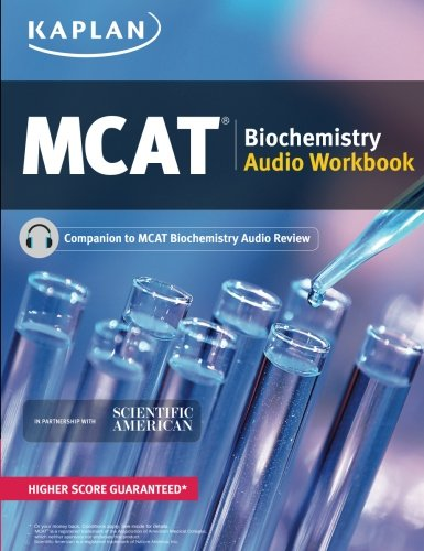 Kaplan MCAT Biochemistry Audio Workbook by Kaplan Publishing