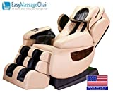 iRobotics 7th Generation 3D Zero Gravity Heating Massage Chair...