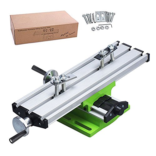 Multifunction Worktable Milling Working Table Milling Machine Compound Drilling Slide Table For Bench Drill By BEAUTY STAR