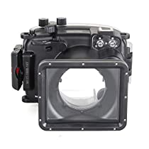EACHSHOT 40m/130ft Underwater Diving Camera Housing for Fujifilm X-A2 With 16-50mm Lens