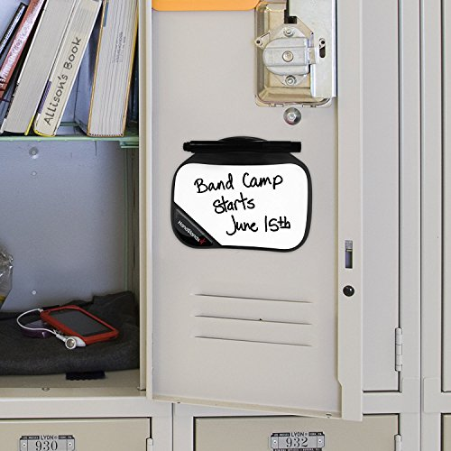 (Sticky Pad Scribbler Dry Erase Board for Refrigerators, Lockers, Desks and More!)
