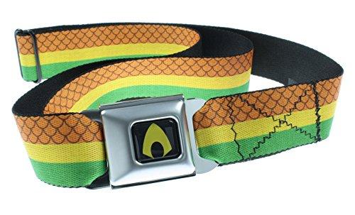 Aquaman Costume Seatbelt Belt