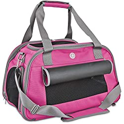 Good2Go Ultimate Pet Carrier in Pink, Medium
