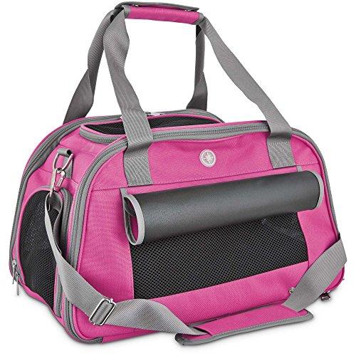 Good2Go Ultimate Pet Carrier in Pink, Medium