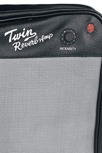 Nero Tracolla Fender Nera Borsa Amplificatore 8wqwatwo Grigia A vnFOWFE6