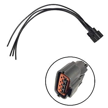 4 Wire Distributor Plug Pigtail fits 91-94 Nissan Altima 240SX KA24DE Ka De Wiring Harness On Care on