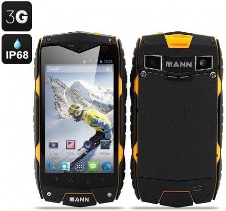 MANN ZUG 3 Smartphone - 4.3 Android OS, Pantalla de 4 Pulgadas ...