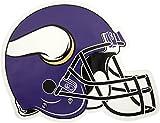 NFL Minnesota Vikings Outdoor Small Helmet Graphic Decal