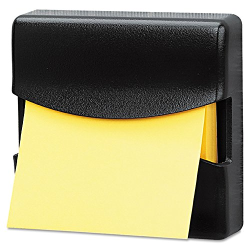 Fellowes Pop-up Note Dispenser,w/ 100 Notes,3-5/8