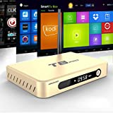 Ikevan TV Box T8 PRO Fully Loaded Quad Core Android 5.1 2G/8G Amlogic S812 T8PRO Android 5.1 player