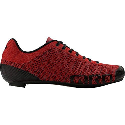 個人的な通路プレミアGiro シューズ スニーカー Empire E70 Knit Shoes - Men's Bright Red [並行輸入品]