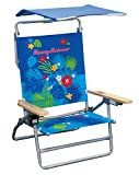Tommy Bahama The Big Kahuna Beach Chair Blue Print