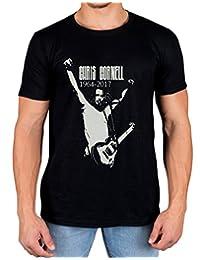 Ulterior Clothing R.I.P Chris Cornell 1964 - 2017 T-Shirt