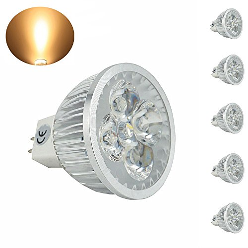 7 Watt 3000k Feit Led Dimmable Gu10 Base Mr16 Light Bulb: Best Luxrite LR21101 MR16 COB 3000K LED Light Bulb, 7