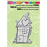 Stampendous Cling Rubber Stamp,