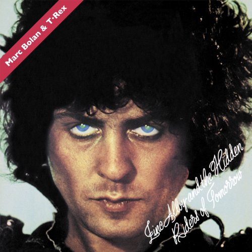 T-rex Vinyl - Zinc Alloy And The Hidden Riders Of Tomorrow [LP]