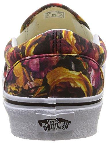VansU Classic Slip-On Digi Floral - zapatillas mujer Digi Floral/Multi/True White
