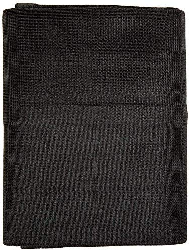 (Windscreensupplyco Heavy Duty Black Knitted Mesh Tarp with Grommets 60-70% Shade (8 FT. X 10 FT.))