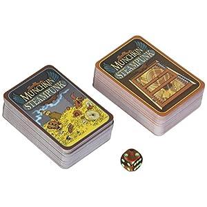 Munchkin Steampunk Card Game