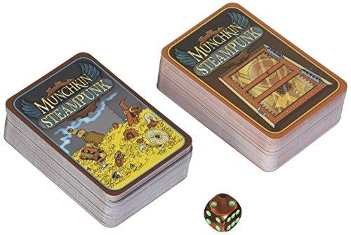 Munchkin Steampunk Card Game 3