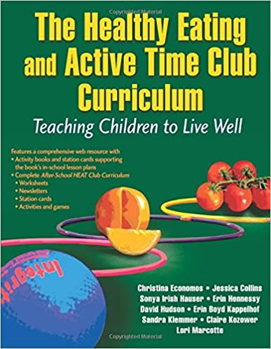 Amazon.com: Healthy Eating and Active Time Club With Web Resource ...