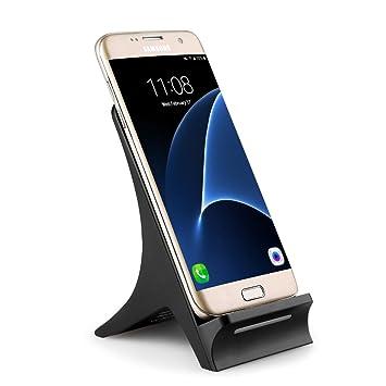 Galaxy S7/S7 edge cargador inalámbrico rápido,Lenuo cargador ...