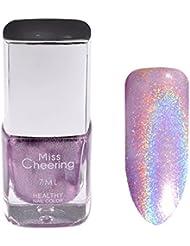 Oksale® 7ML Nail Polish Pretty Holographic Holo Glitter...