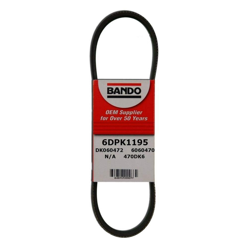 Bando 6PK2040 OEM Quality Serpentine Belt